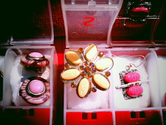 Designer Drug Jewelry