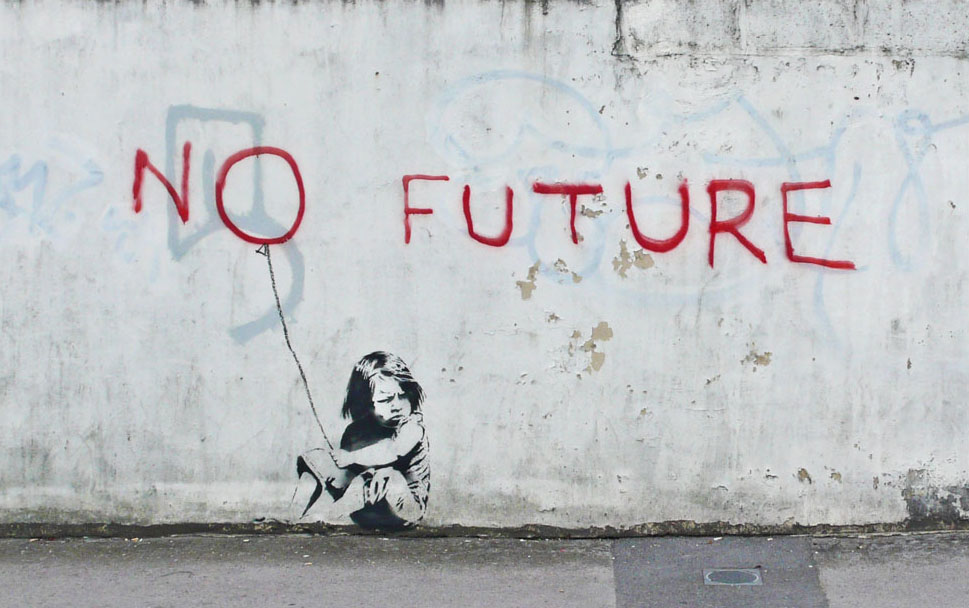 The Social Voice Of Banksy Give Us Art