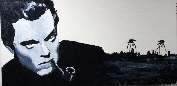 'Orson Welled' by Lloyd Metcalf. All rights reserved.