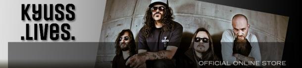 Kyuss Lives! Header