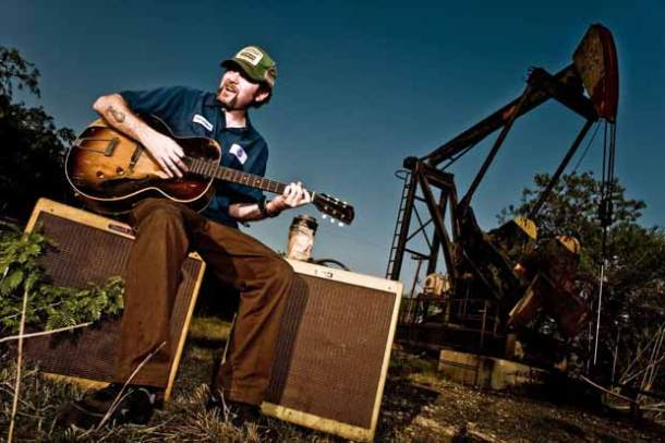 "Scott H. Biram afa ""The Dirty Old One Man Band"""