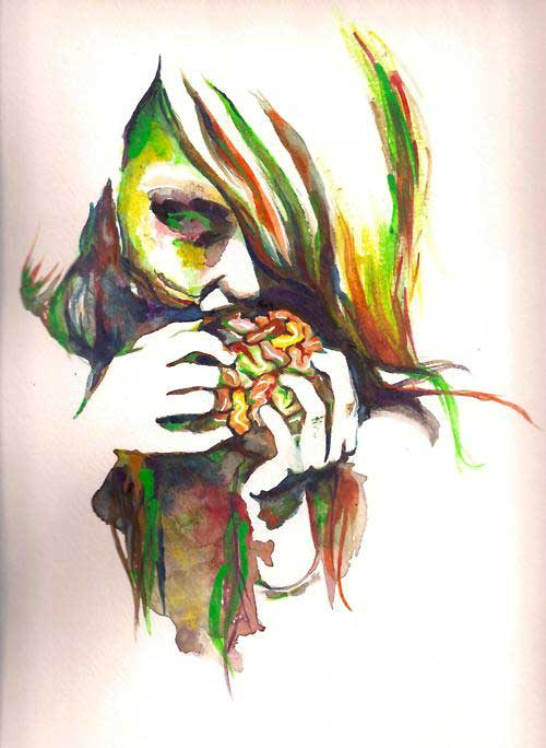 Vampire-Night, Anaheim Chapter. Artist Sara Haase.