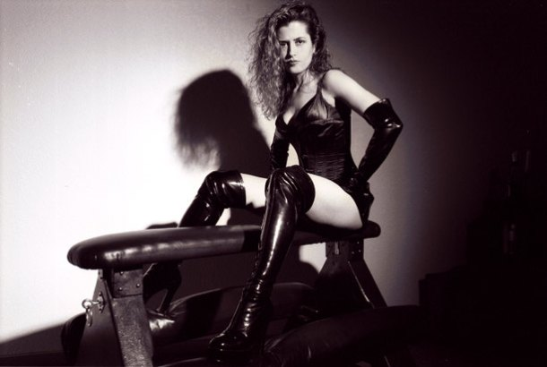 Mistress Matisse. Photo copyright RB images 2000.