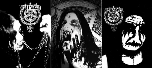 Iraqi Black Metal and - Janaza and Seeds Of Iblis