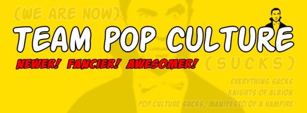 Team Pop Culture Facebook Cover
