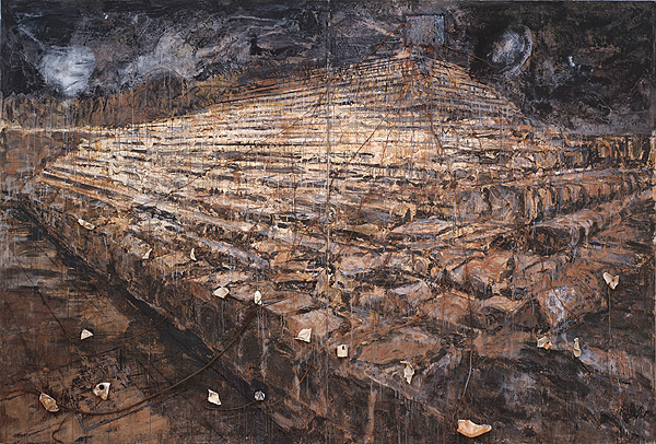 Anselm Kiefer – Osiris and Isis. All rights reserved.