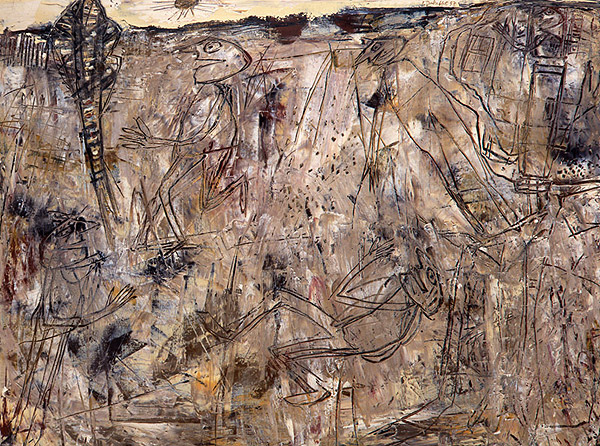 Untitled - by Jean Dubuffet. All rights reserved.