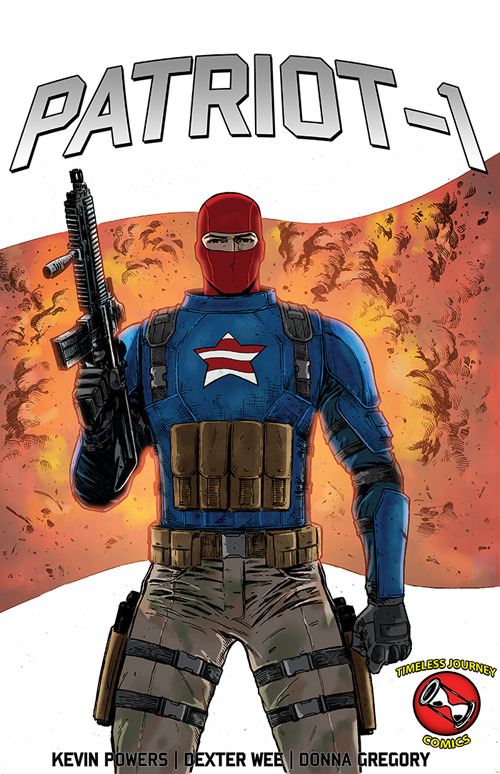 Patriot-1 Cover