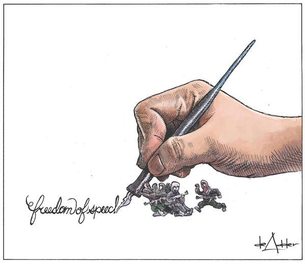 Art by Michael de Adder. All rights reserved.