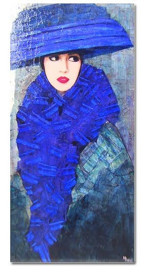 Art by Richard Burlet. All rights reserved.