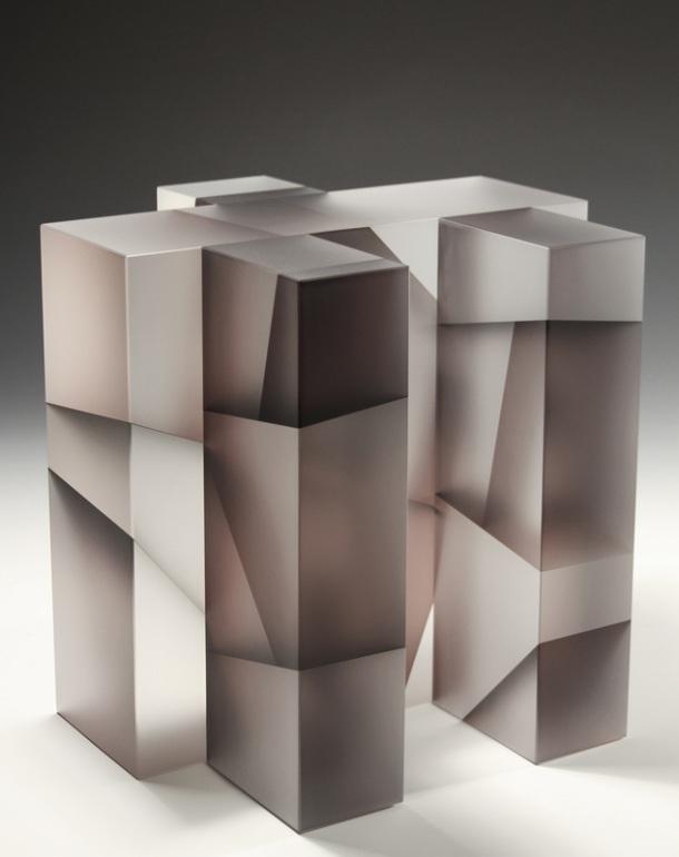 genetic building block series-grey segment by Jiyong Lee
