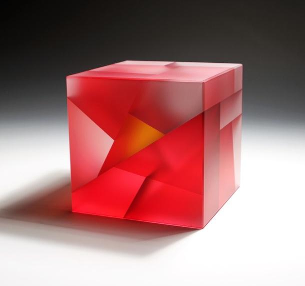 Red orange core cube segmentation by Jiyong Lee