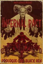The Infernal Pact #0. Cover art by Rich Woodall. Story and art by Joseph Schmalke. Editing and lettering by Shawn Greenleaf.