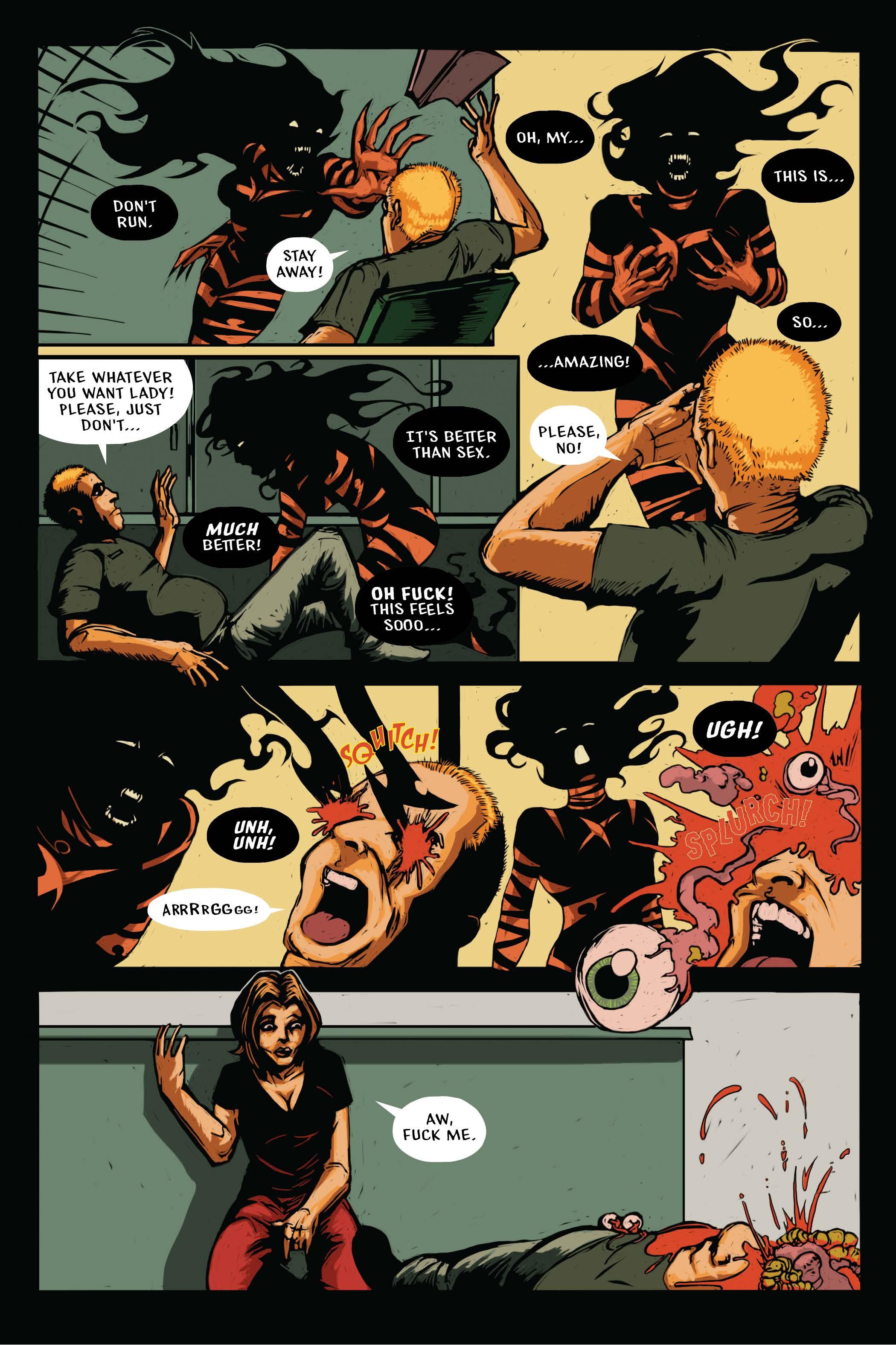 Comic Book Lettering