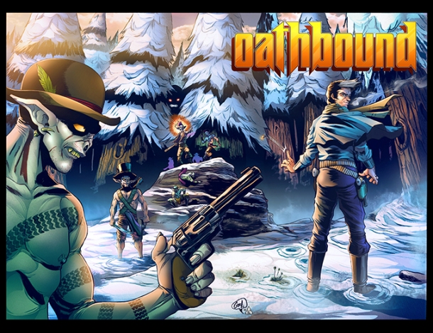 Oathbound_MainCover_Issue1