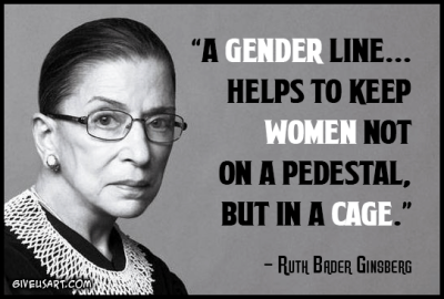 Ruth Bader Ginsberg Quote
